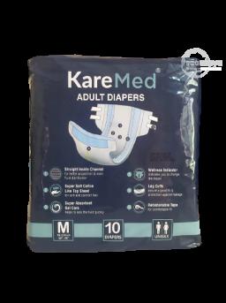 KareMed Adult Diaper Sticker Type Medium