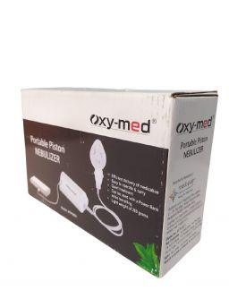 Oxy-med Portable Piston Nebulizer